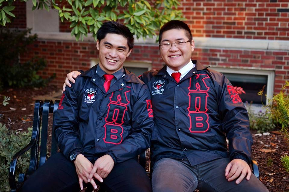Kappa Pi Beta Students
