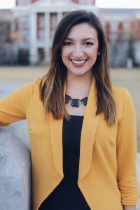 Megan Bartolac, Panhellenic Association VP Public Relations