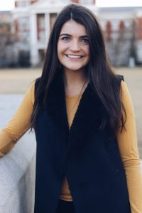 Riley Christiansen, Panhellenic Association VP Member Education