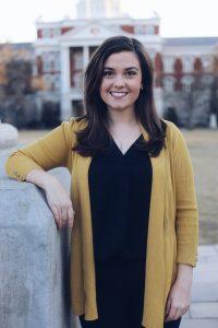 Shelby Lofton - 2018 Panhellenic Association President